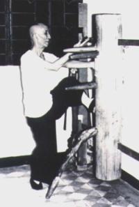 Techniques sur mannequin de bois