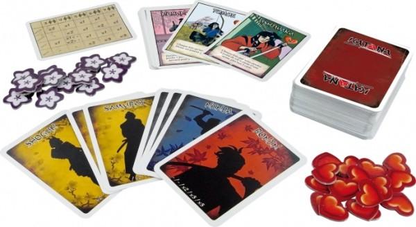 katana cartes du jeu