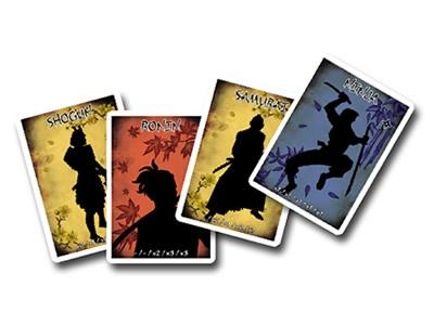 katana cartes personnages