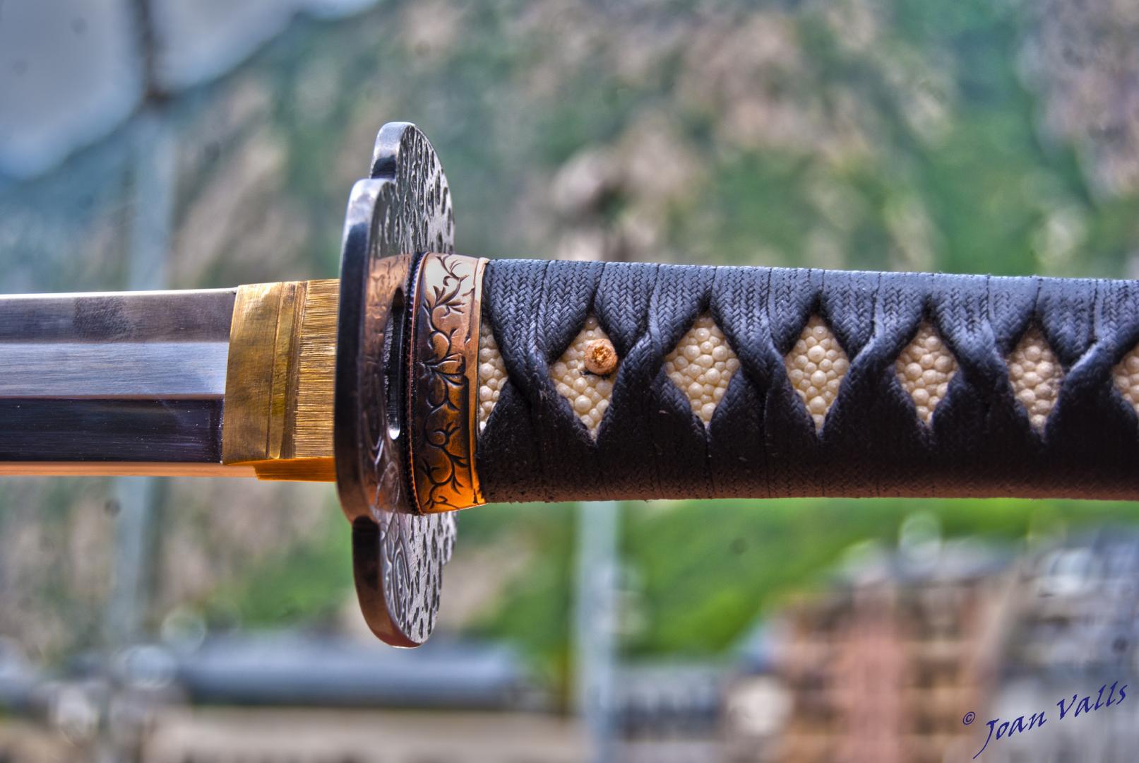sabre katana