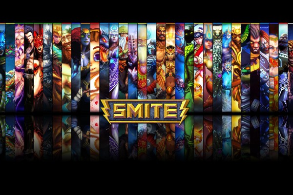 smite personnages