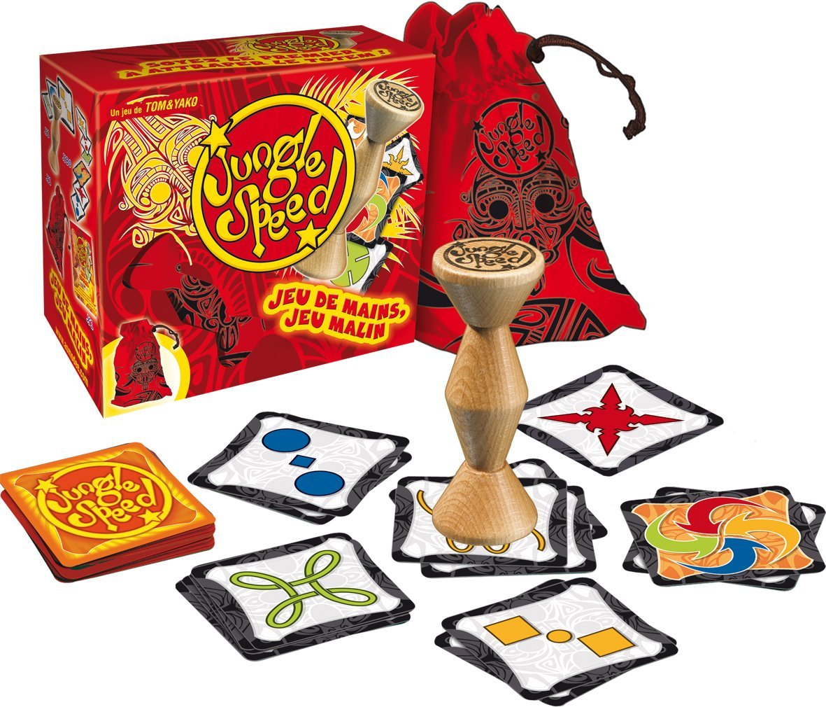 Jeu de société Jungle Speed