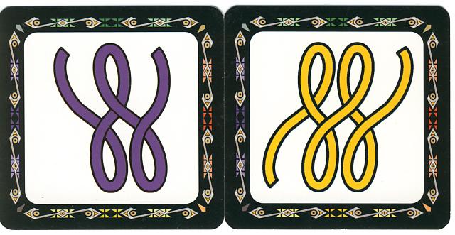 Dans le feu de l'action, ces cartes possèdent un symbole quasiment identique !