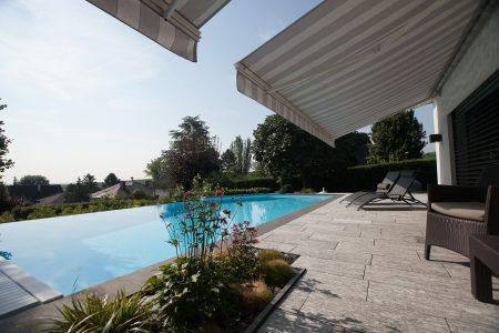 idée piscine maison neuve