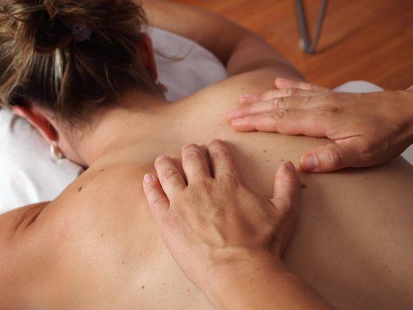 Massage détente à offrir